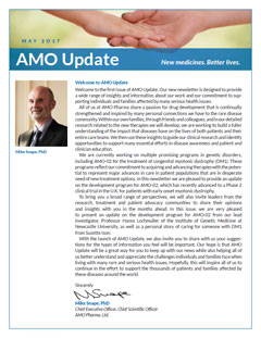 AMO PHARMA FACT SHEET